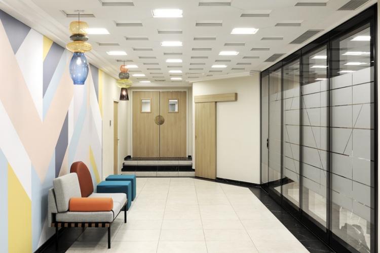 Espace Conférence de l'Hôtel de Poste : Atrium 1