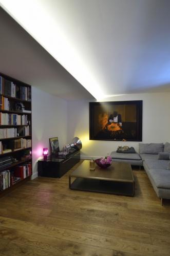 Loft W : 3 Salon