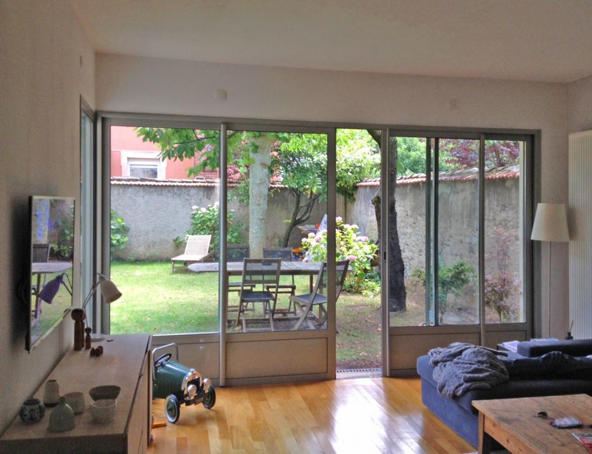 Extension Maison à Montchat : Salon 2