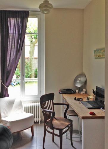 Extension Maison à Montchat : Bureau