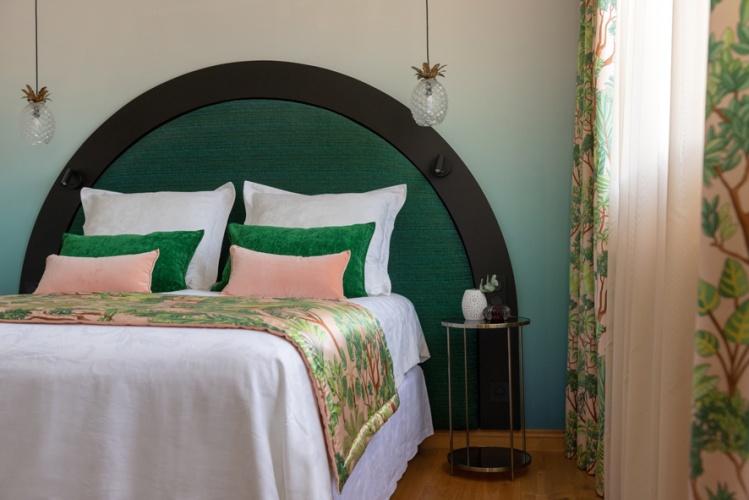 Villa M : Chambre