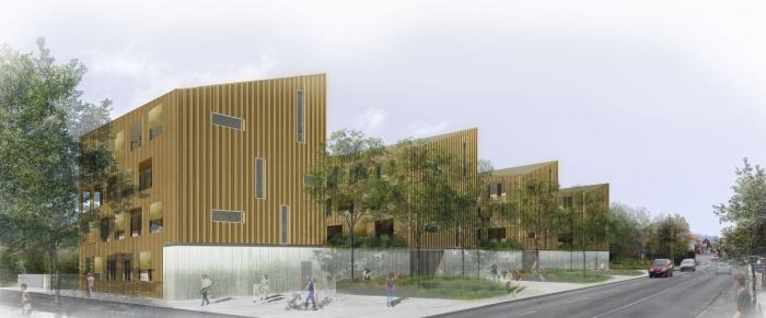 30 logements locatifs sociaux en BBC