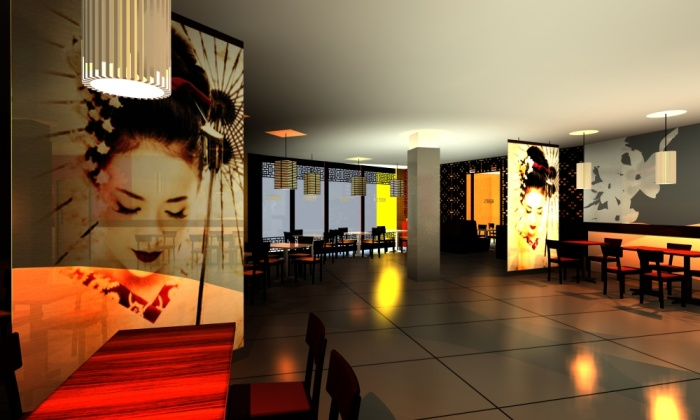 Asian's : espace chinois