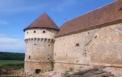 Château de Blaisy-Haut