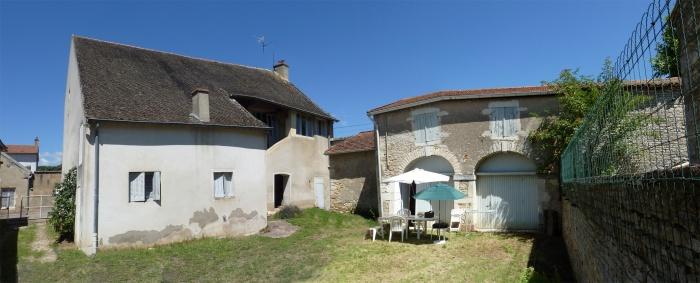 Réhabiliation d'une maison Bourguignone