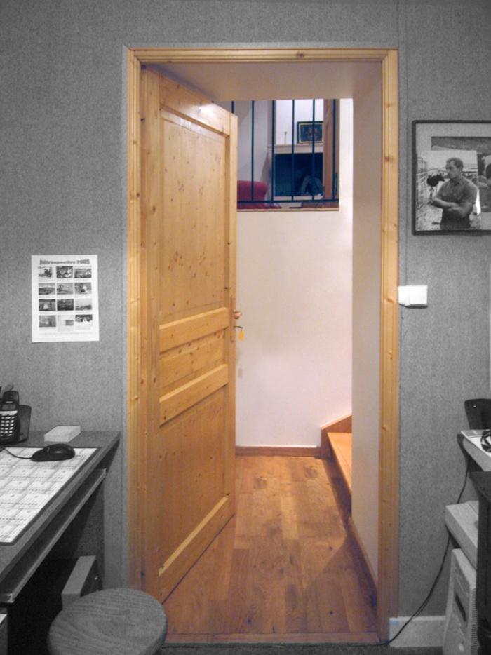 Extension indépendante : ACA-TAIZE-portes