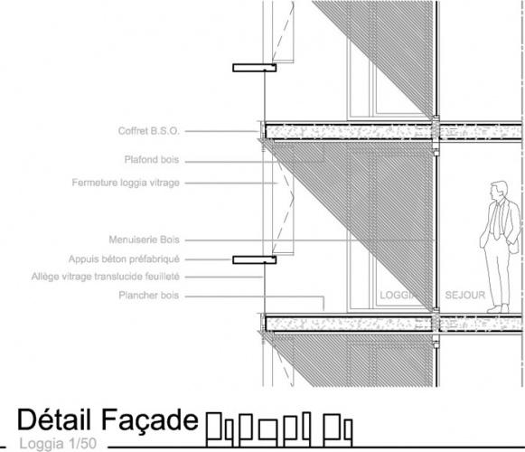 Concours-construction de 90 logements et commerces : det1