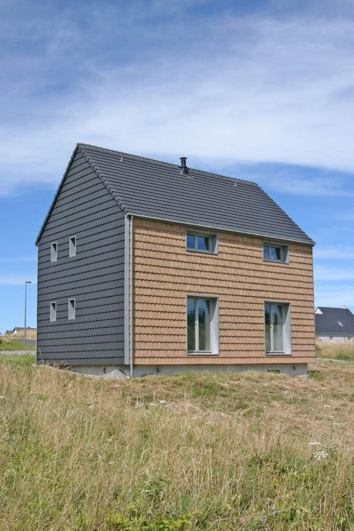 'La petite maison dans la prairie' , un refuge en montagne.