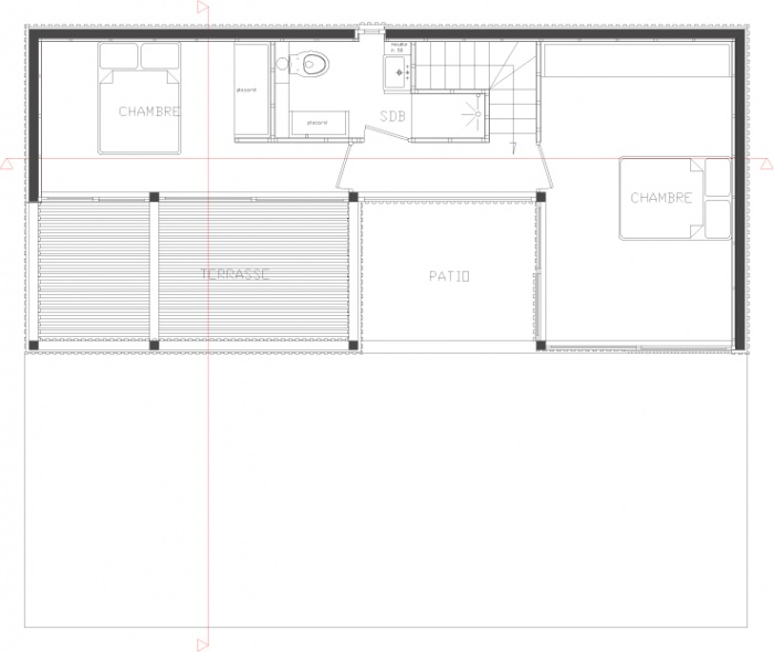 Interprétation pavillonnaire : duplex1
