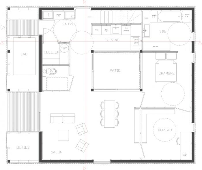 Interprétation pavillonnaire : duplex2