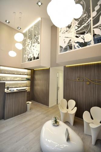 Salon de massage : 01
