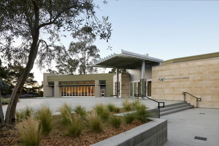 Concours d'Extension et réaménagement d'une Synagogue : 1