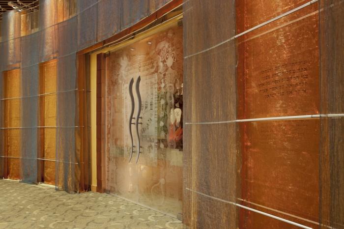 Concours d'Extension et réaménagement d'une Synagogue : 9