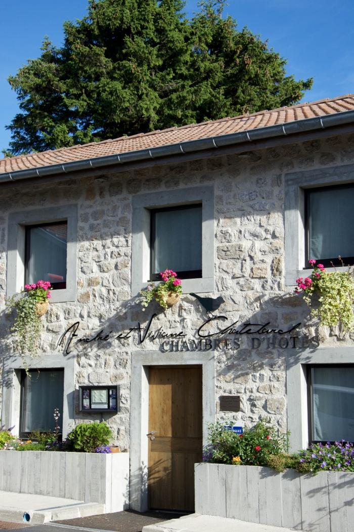 André et Viviane Chatelard - Chambres d'hôtes : DSC_0277