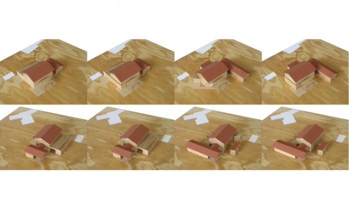 les saules : maquettes2