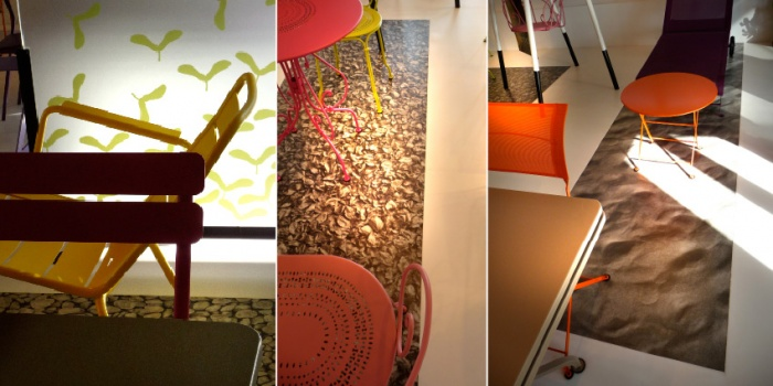 Showroom Fermob : projet_lieu9