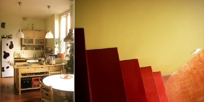 Conception / aménagement Contemporaind'un appartement Canut