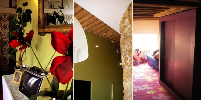 Conception / aménagement Contemporaind'un appartement Canut : projet_lieu8