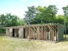 Maison � ossature bois